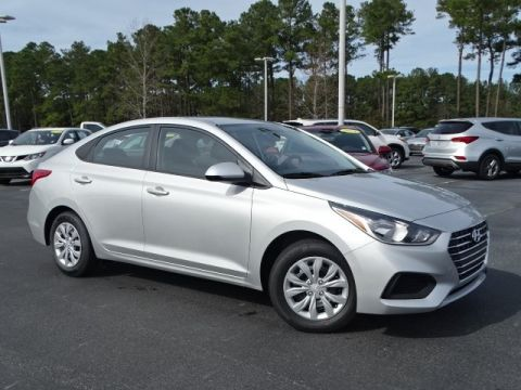 New 2019 Hyundai Accent SE FWD 4D Sedan