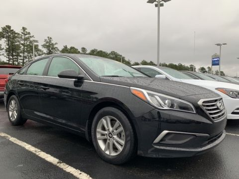 Pre-Owned 2016 Hyundai Sonata SE FWD 4D Sedan