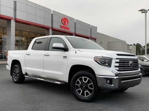 Pre-Owned 2019 Toyota Tundra 1794 4WD 4D CrewMax