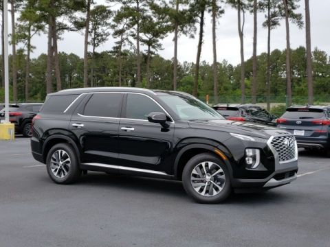New 2020 Hyundai Palisade SEL FWD 4D Sport Utility